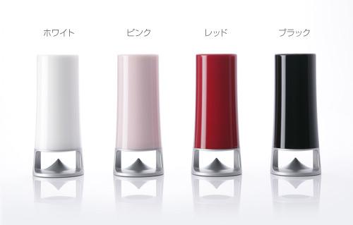 色は4色から選べるMP3プレーヤー
